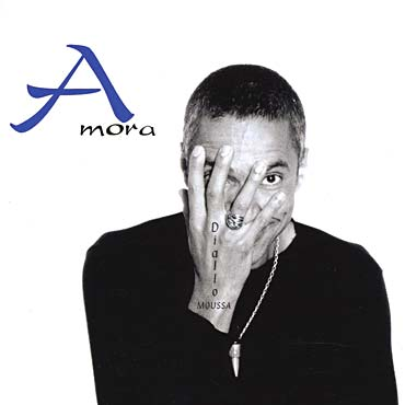 CD cover: Amora